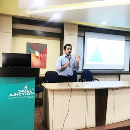 Interactive session by Dr. Anindya Nag