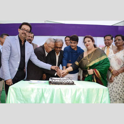 Nehru Memorial Techno Global Hospital turns One