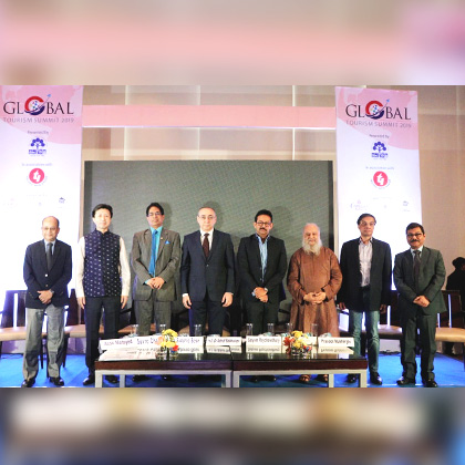 Global Tourism Summit 2019 organized by Bengal National Chamber of Commerce & Industry in association with Techno India Group