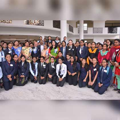 Women's day celebration at SIT