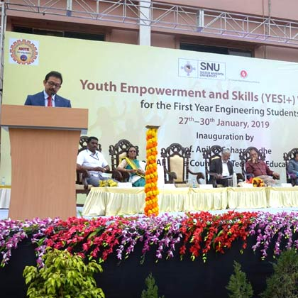 Youth Empowerment & Skills (Yes!+)