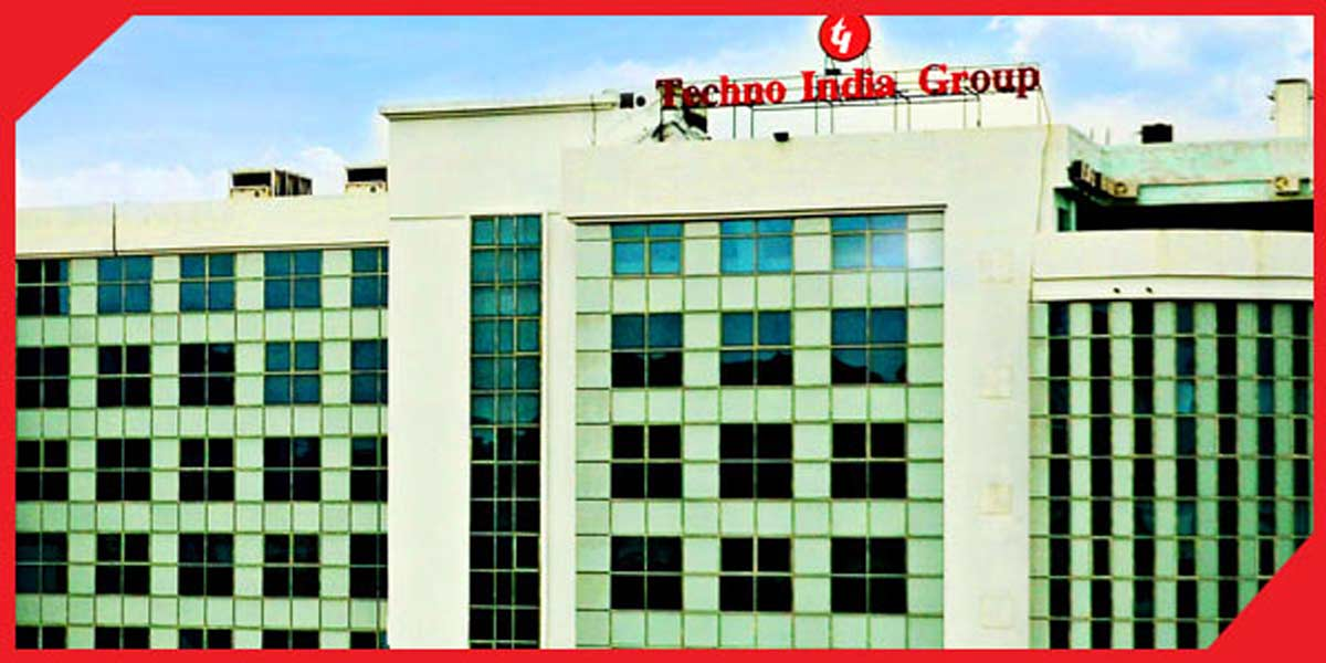 Techno India Group building